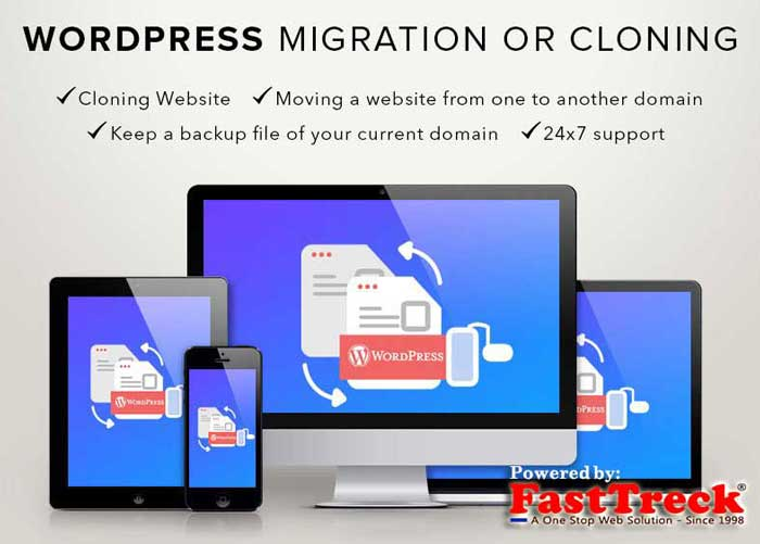WordPress Migration and Cloning