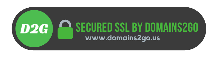 This Website is Secured by www.Domains2Go.us
